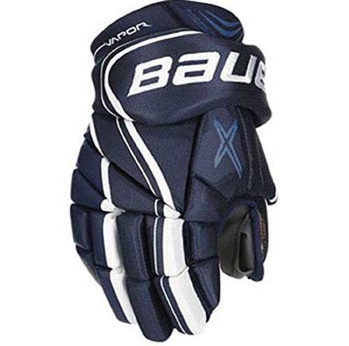 Bauer Handschuhe Vapor X800 Lite S18 Junior Farbe Navy, Größe 12 Zoll