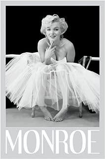 Pyramid America Marilyn Monroe-Ballerina, Movie Poster Print, 24 by 36-Inch