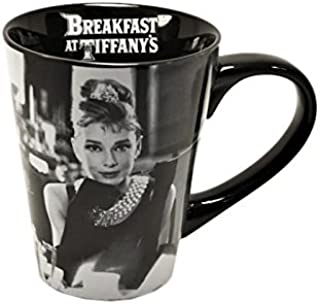 Audrey Hepburn Breakfast At Tiffany's 12 oz Mug