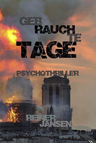 Gebrauchte Tage: Psychothriller