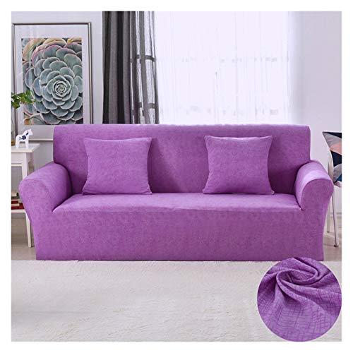 NEWRX Cubierta de sofá Cross Geométrico Moderno Todo Incluido Sofá Sofá Sofá Sofá Sofá Sofá Cubiertas para Sala de Estar (Color : Color 22, Specification : 3 Seater 190 230cm)
