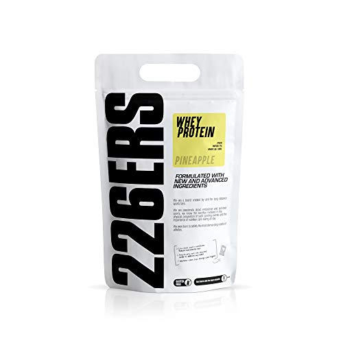 226ERS Whey Protein Powder, 75% Protein, Pineapple Smoothie - 1 kg
