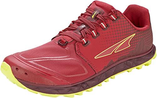 ALTRA Women's AL0A4VR4 Superior 4.5 Trail Running Shoe, Raspberry - 8 M US