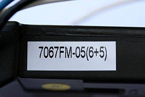 uc7067rc nuevo OEM receptor remoto Hampton Bay 7067FM (6+ 5) para mandos a distancia desde el reverso Ventilador