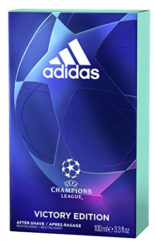 Coty Beauty Germany GmbH, Consumer Adidas uefa champions league victory edition after shave 3er pack3 x 100 ml