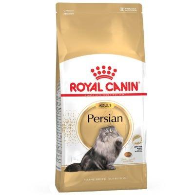ROYAL CANIN - Alimento para Gatos Persa para Adultos, 400 g, Vendido por Maltby's