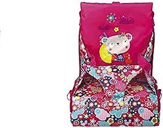 Tuc Tuc Niña Kimono - Trona de viaje, diseño de flores, multicolor