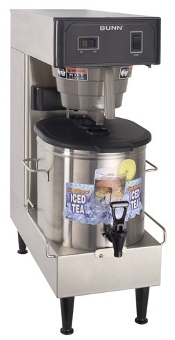 BUNN Automatic Low-Profile Iced Tea Brewer with Quickbrew