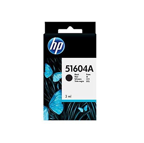 Original HP 51604A Tinten-Patrone für HP ThinkJet Plus 2225, 2227, schwarz, NEU