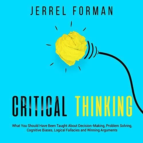 Couverture de Critical Thinking