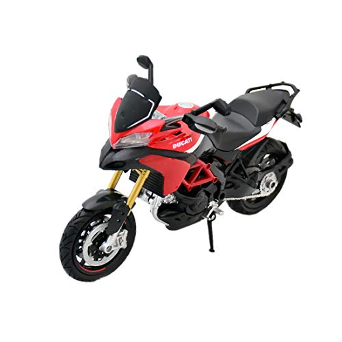 NewRay 57533 - Motorbike Ducati Multistrada 1200S Pikes Peak, Scala 1:12, Die Cast