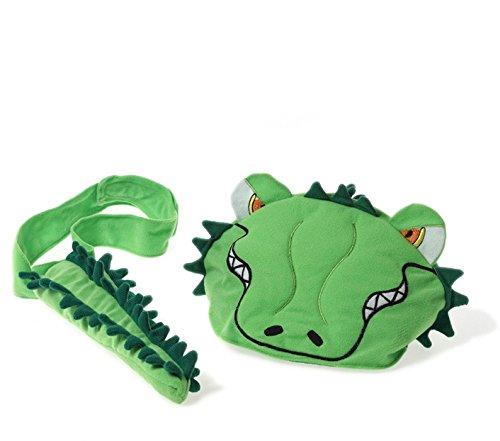 chapeau de Crocodile et le costume de queue, parfaite pour habiller et les enfants jouer à faire semblant
