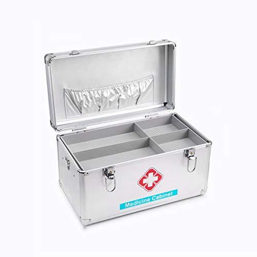 MJJX medicijnkast-familie lud grote capaciteitsvolle set van het grote medische doos-noodmagazijn
