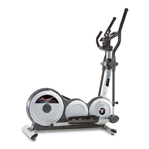 BH Fitness i.ATLANTIC G2525I - Bicicletta ellittica - Magnetica - Con volano da 14 Kg - Pedali regolabili - Dual Kit integrato - 24 livelli