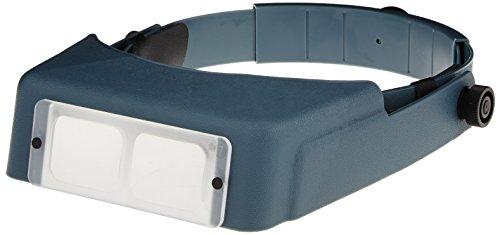 Oferta de Donegan óptico OptiVisor LX Binocular Magnifier-lensplate # 7aumentos de 2,75x a 15,2cm, Otros, Multicolor
