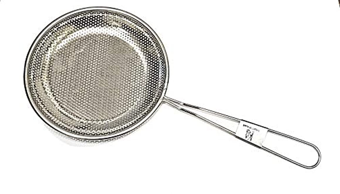 Perforated Strainer Spoon Pot Strainer Seive Stainless Steel