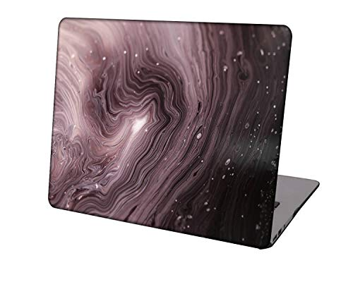 Laptop Case for MacBook Pro 16 Case Model A2141,Neo-wows Plastic Ultra Slim Light Hard Shell Cover Compatible MacBook Pro 16 inch with Touch Bar/Touch ID,Rose 0881