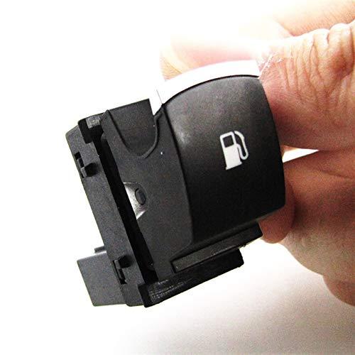 Interruptor de coche para MK5 04-09 Golf MK5 06-09 Conejo 03-06 Touran Reemplaza 1KD959833 Interruptor de botón de liberación de gas de combustible