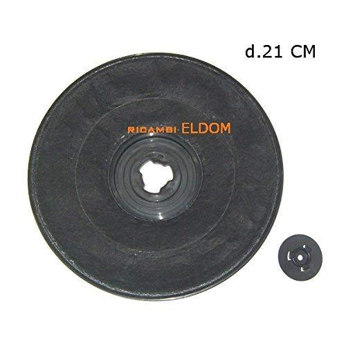 Filtro carbone adattabile per cappa