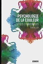 Psychologie de la couleur d'Eva Heller