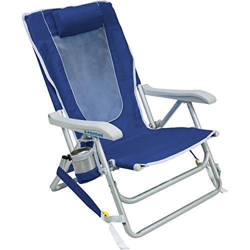 GCI Outdoor Waterside Backpack Beach Chair