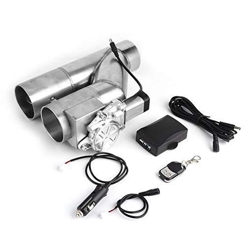 LXH-SH Válvula de Escape eléctrica de 3 Pulgadas de 76 mm de...