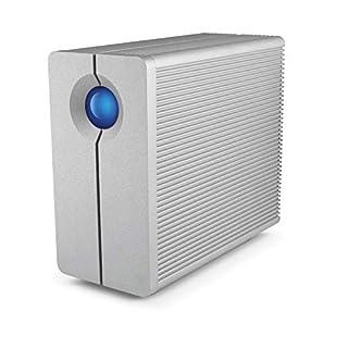 progettata per la creazione di contenuti ad alta intensità, backup sicuro o desktop storage di massa Due 7200 RPM professionale dischi rigidi preconfigurati in RAID 0 forniscono una velocità fino a 210 MB / s Con FireWire 800 è possibile importare i ...