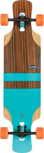 Globe Longboard GLB-Geminon FLX, Aqua, Standard