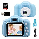 Kids Camera Children Digital Cameras - 8M HD 1080P IPS 2.0 Inch
