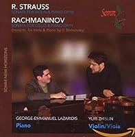 Music of Strauss & Rachmaninoff