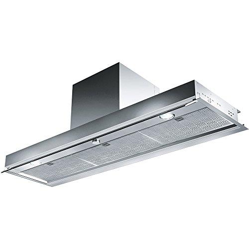 Franke FSTP NG 1205 X Dunstabzugshaube/Zwischenbauhaube / 120,0 cm/Dunstabzugszwischenbauhaube/LED-Beleuchtung/edelstahl