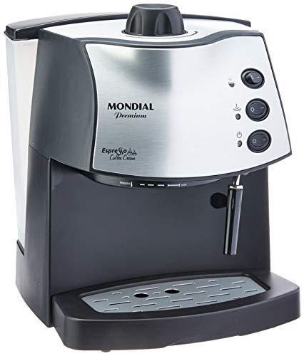 Máquina De Café Espresso Coffee Cream C-08 Mondial.