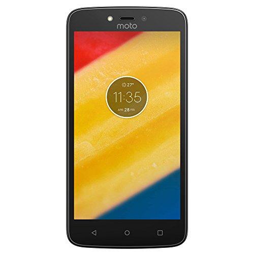 Motorola XT1725 Moto C Plus 16GB color Negro. Desbloqueado Nacional