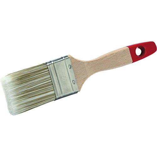 SCHULLER Allround Flachpinsel mit Holzstiel, Größe 50 mm, 1 Stück, 72384
