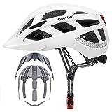 Adult-Men-Women Bike Helmet with Light -...