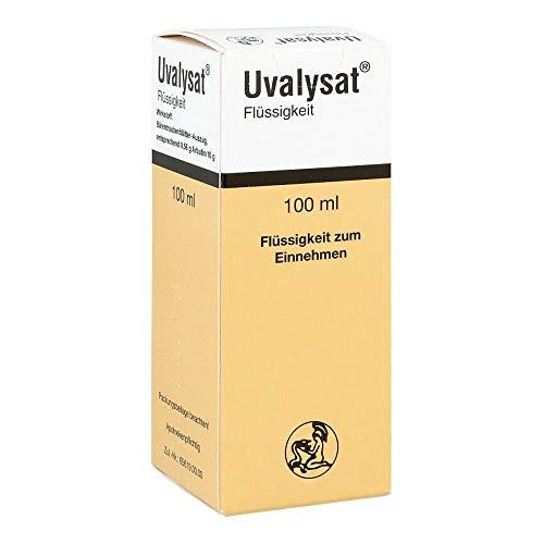Uvalysat Fl�ssigkeit zum Einnehmen, 100 ml