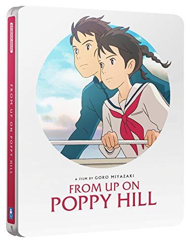 From Up On Poppy Hill Steelbook [Blu-ray] [2020]