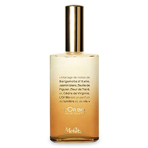 Melvita L'Or Bio Eau de Toilette 50 ml