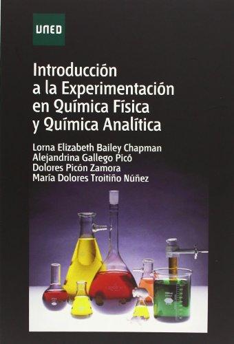 Introducción a la experimentación en química física y qu