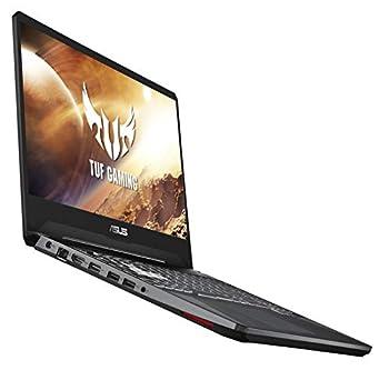 ASUS TUF FX505DT Gaming Laptop- 15.6  120Hz Full HD AMD Ryzen 5 R5-3550H Processor GeForce GTX 1650 Graphics 8GB DDR4 256GB PCIe SSD RGB Keyboard Windows 10 64-bit - FX505DT-AH51