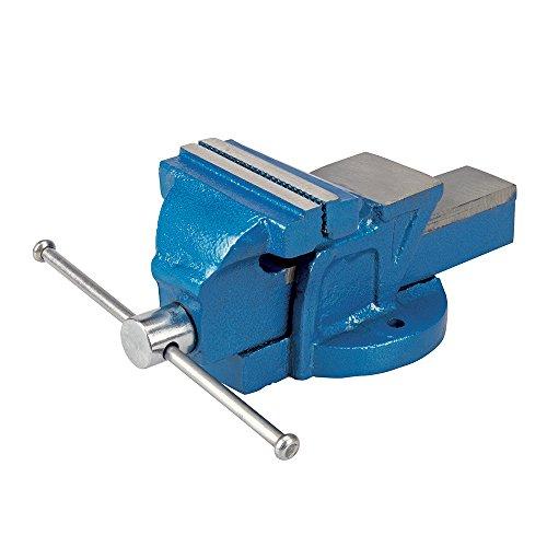 Silverline 633792 - Tornillo de banco 4,5 kg (100 mm)