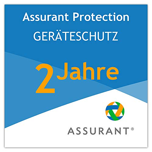 Assurant Protection 2 Jahre Geräteschutz für EIN Camcorder Gerät von €100 bis €149,99