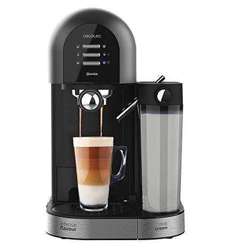 Cecotec Cafetera Semiautomática Power Instant-ccino