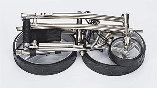 GT-R Elektrischer Golftrolley mit Fernbedienung - 3