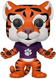 Funko POP College: Clemson - El tigre (Home Orange Paw