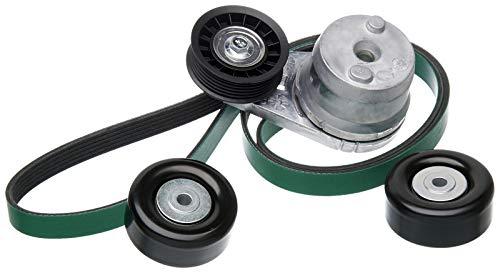 Gates 90K-38172 Complete Serpentine Belt Drive Component Kit