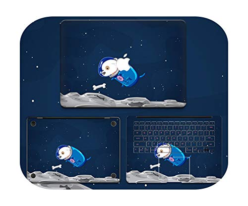 Lovely Cute Laptop Sticker For Macbook Pro Air 11 13 15 Retina Full body Skin Cover Protector Sticker Cute kawaii Protector Skin-9-Pro13 Non Bar A1708