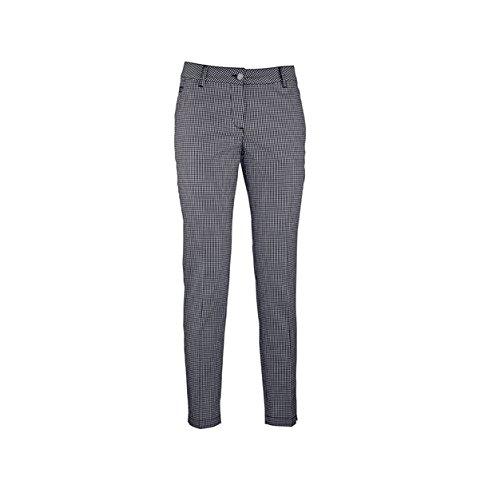 Chervo sossola Ladies Golf pantalones, color azul, tamaño 12, M