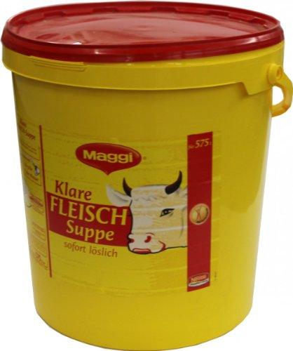 Maggi Klare Fleischsuppe 12,5 kg.