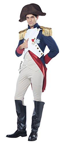 Disfraz de emperador Napolen para hombre